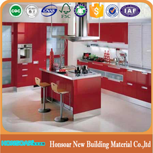 China Biggest Kitchen Cabinet Material Manufacturer/PVC Kitchen Cabinet Door