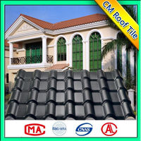 Super Anti-Pollution Light Weight Corrugated Pvc Plastic Tile Roofing