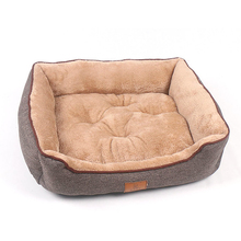 Waterproof dog beds large cat bedding pet bed