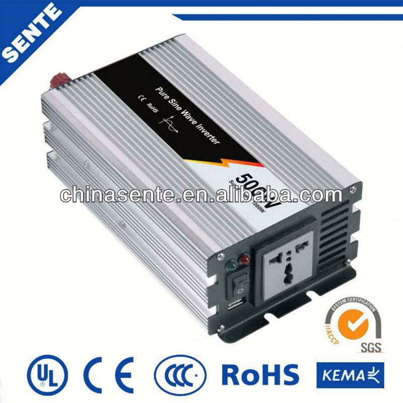 China factory 500w pure sine wave psw inverter 100w to 6000w