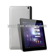 9.7 inch Android Tablet Built In 3G GPS Amdroid 4.2 MTK8389 Quad Core Tablets