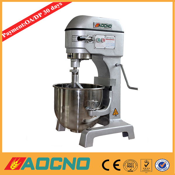 planetary cake and bread mixer/professional planetary egg mixers/mixers for butter,egg,sugar,sauces,paste/electric cake bakery