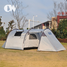 Popular 30 person 8 man luxury safari family house outdoor works camping large tent for sale