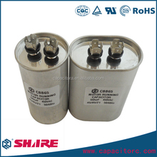 High quality Power Distribution cbb65 capacitor