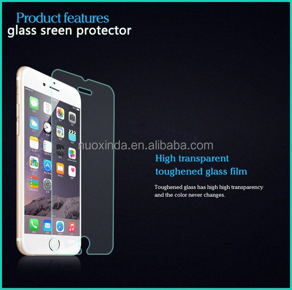 nano liquid screen protector for iphone 6 tempered glass