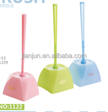 Magical and Matchless long handle Plastic toilet cleaning brush that who buy who get rich