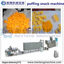 Corn snacks /puffing ball making machine
