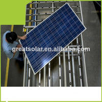 A-grade cell 300W Poly Solar Panel with popular sale made in China