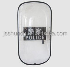 French PC/ABS anti-riot shield (FBP-TL-SD02F)
