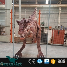 OAZ3008Professional Adult Inflatable High silicone rubber T Rex Dinosaur Costume