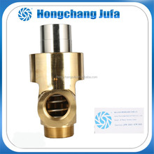 stainless steel bearing flexible connnection pipe swivel joint