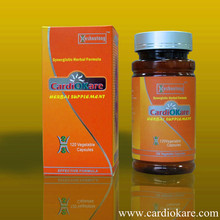 Cardiokare 100%Natural Herb Lower Blood Pressure Effectively
