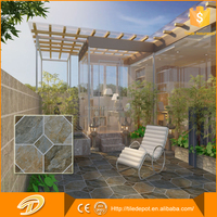 30x30 ceramic tile cheap outdoor mosaic floor tiles price in Pakistan