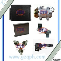 Auto Electric Parts Condensor Compressor Evaporator