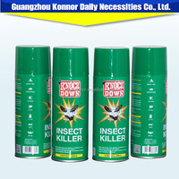 Household eco-friendly aerosol insecticide pesticides spray