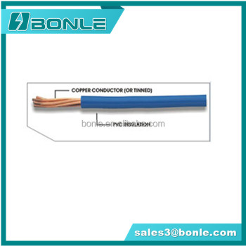 PVC cable power cable insulated cable