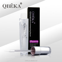 100% natural formula cosemtics QBEKA lash brow growth serum eyelash growth liquid eyelash tonic wholesale