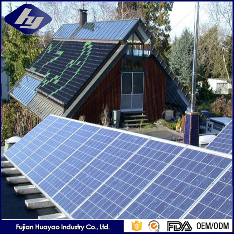 High Qulity Smart Building Integrated Transparent Photovoltaic Solar Panel