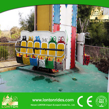 kiddie games amusement ride made in China frog jumping rides