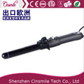 Auto rotating LCD hair curler JD-030