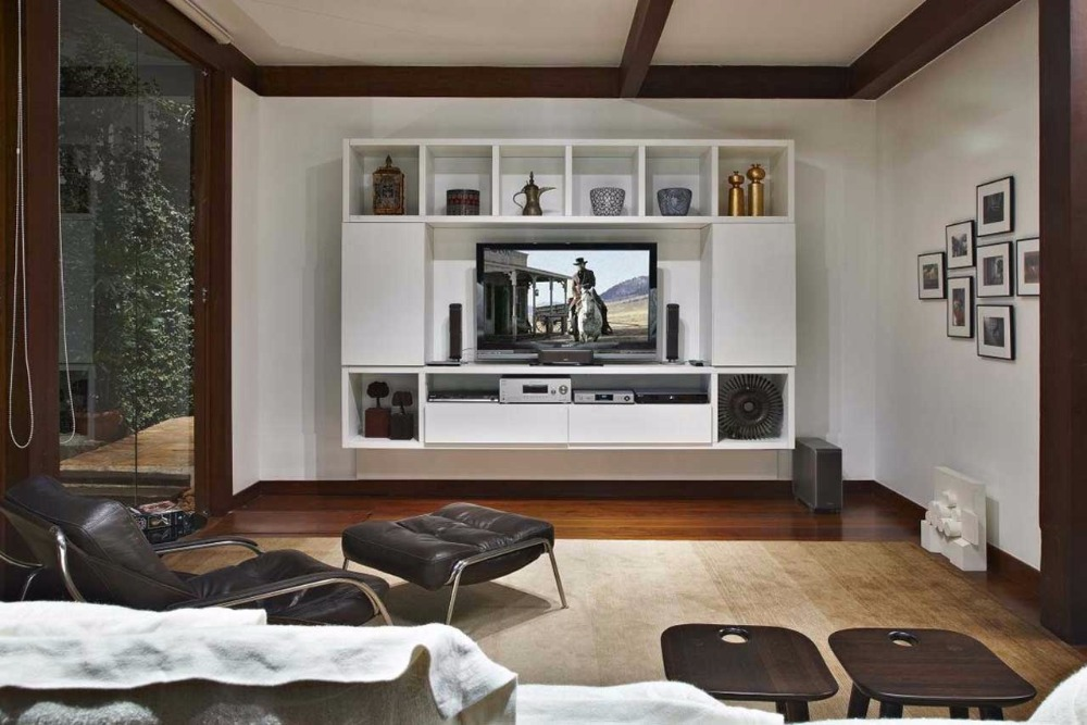 Plywood livingroom Furniture pictures of tv cabinet