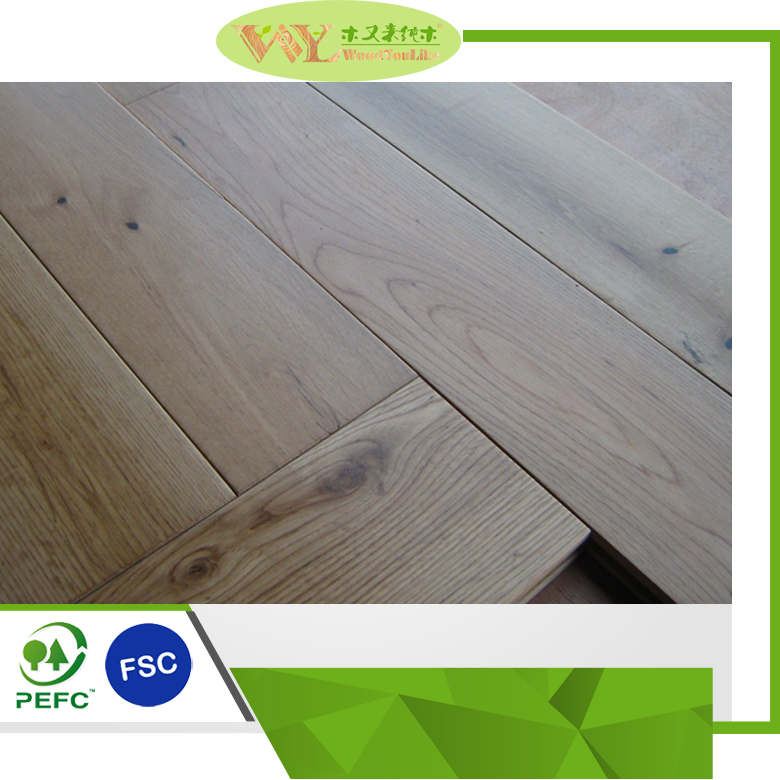 Best Selling 125mm <strong>Oak</strong> Parquet Solid Wood Flooring, Wooden Flooring