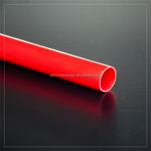 High Rigidity PVC Tube/ Red PVC Extrusion/ PVC Pipes