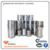 ground joint type steam hose coupling