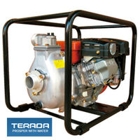 TERADA PUMP.Centrifugal submersible pump.Compact medium-sized engine pump model ER general purpose pump made in Japan.