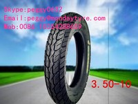 high quality manufacturer motorcycle three wheel tyres tube tires 3.50-10