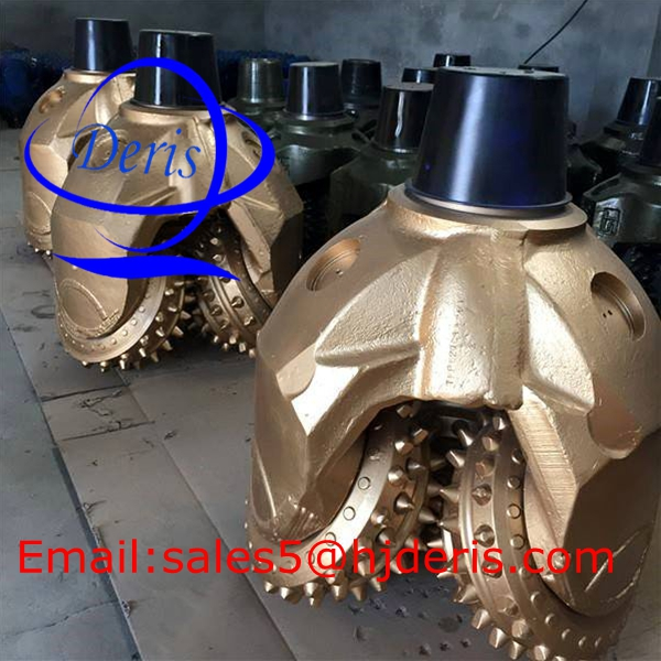 small water well drilling machine news/used kingdream blue durable tci tricone bit rock cone drill bits