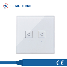 Long distance wireless remote controlled power switch home automation zwave light switch by android/IOS equipment APP