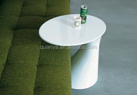 Cute mushroom shape fiberglass tea table