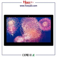 3 Years Guarantee15.6inch Android AD player All in one portable android 5.1 RK3288 , Cor A17 , Mali-T764 , 1.8GHZ , 2G 16G