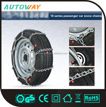 Skid Chain Snow Tire Chain 18 Series Passenger Car Snow Chains