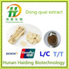 Pure Dong Quai Extract Powder Ligustilide 1% 4:1 10:1