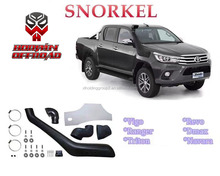 pick-up 4x4 hilux revo and vigo snorkel plastic truck snorkel auto accessories