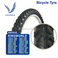 20x1.75 12x2.125 16x2.125 Wholesale Kids Bicycle Tire ,Bike Tire Solid Rubber