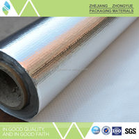 Hot-Selling high quality low price aluminum foil heat retaining material