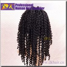 Guangzhou DK Best selling brazilian hair wig,brush wig