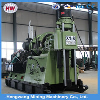 XY-8 deep core drilling rig /water well drlling rig