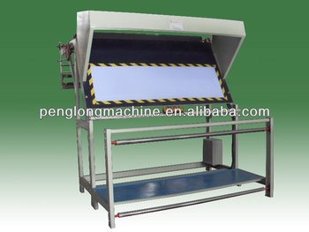 PL-E2 Cloth Visual Inspection and Plaiting Machine