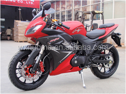 Poweful 150/250/350cc HORIZON sport motorcycle with ZONGSHEN engine water cooled