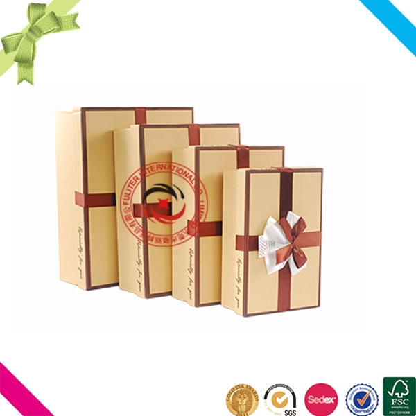 Dongguan custom made packaging rice paper box with lid