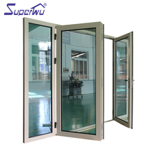 NAFS certificated China supplier commercial ventilated entry doors
