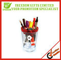 Fashion Branded Custom Pen Container