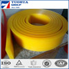 High Hardness Raging PU Squeegees Cheap Price,China Polyurethane Squeegee Korea market