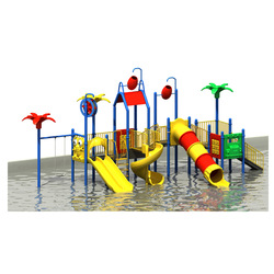 Quality water slide wholesale pirate ship slides the city