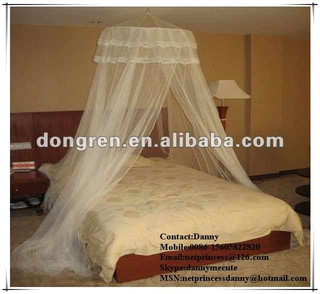 colorful girls design mosquito nets for canopy beds for DRCMN-2