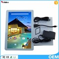 Shenzhen OEM IPS800*1280 screen quad core 3G metal case 10.1 inch call-touch smart tablet pc